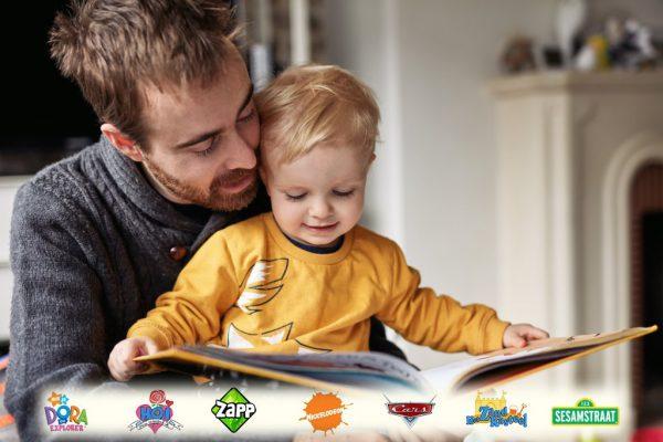 Lezen met papa